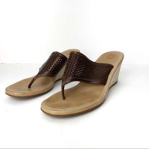 UGG Thong Sandal Wedges